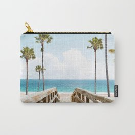 Surfer's Boardwalk Carry-All Pouch