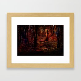 """Fable"" Framed Art Print"