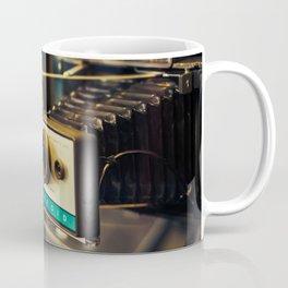 Vintage Instant Cameras Coffee Mug