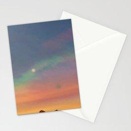 Sunrise Sunset Remix Stationery Cards