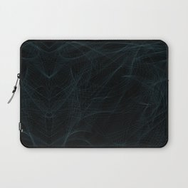 Guilloche Laptop Sleeve