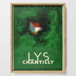 deco Lys Chantilly Serving Tray