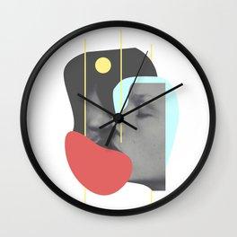 """""""六尘""""——Liu Chen 3 Wall Clock"""