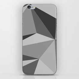 Different shades of Grey iPhone Skin