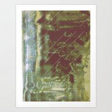 【絵と爪痕】e. Art Print