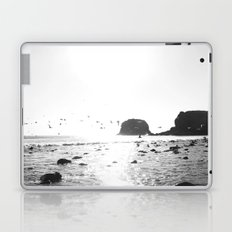 black and white big sur Laptop & iPad Skin