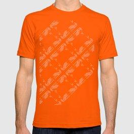 Orange chamomiles T-shirt
