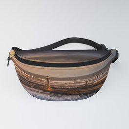 Whitby Harbour Fanny Pack