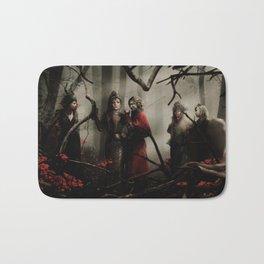 Queens of Darkness - Darkness has arrived Bath Mat