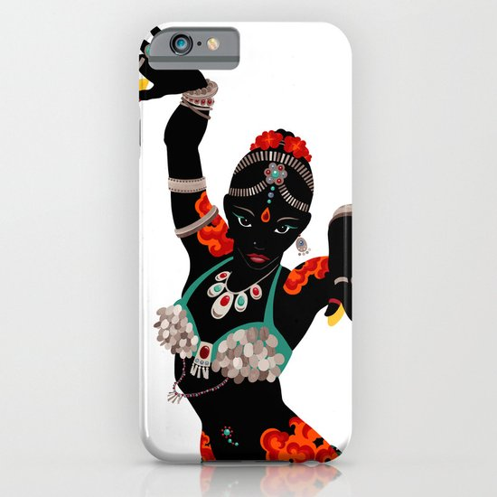 Tattooed Dancer iPhone & iPod Case
