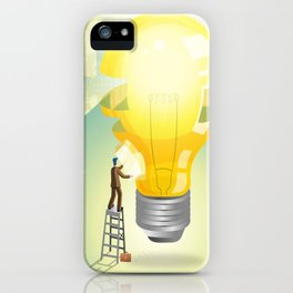Innovation iPhone Case