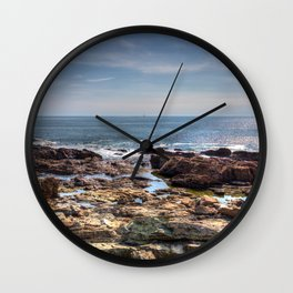 Marginal Way #2, Wall Clock