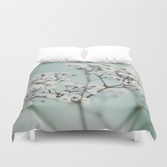 flowers VI Duvet Cover