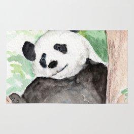Panda, Hanging Out Rug