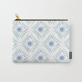 Hellenic Tiling Carry-All Pouch