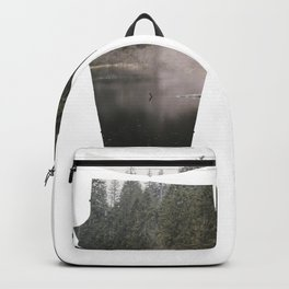 In the Fog - Landscape Photography Backpack