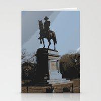 washington Stationery Cards featuring Washington by Plecinoga Photography