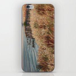 Wild coast of Croisic iPhone Skin