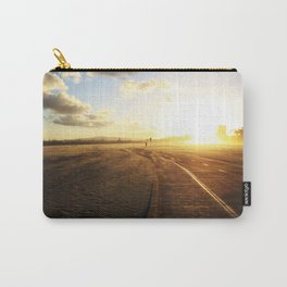Run into the Sunset Carry-All Pouch