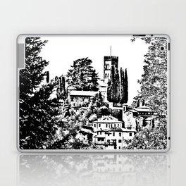Duomo of Barga Laptop & iPad Skin