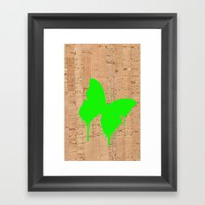 neonbug Framed Art Print