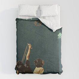 Invaders! Comforters