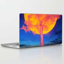 TREES_OF_THE_SUN// Laptop & iPad Skin
