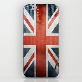 Great Britain, Union Jack iPhone Skin