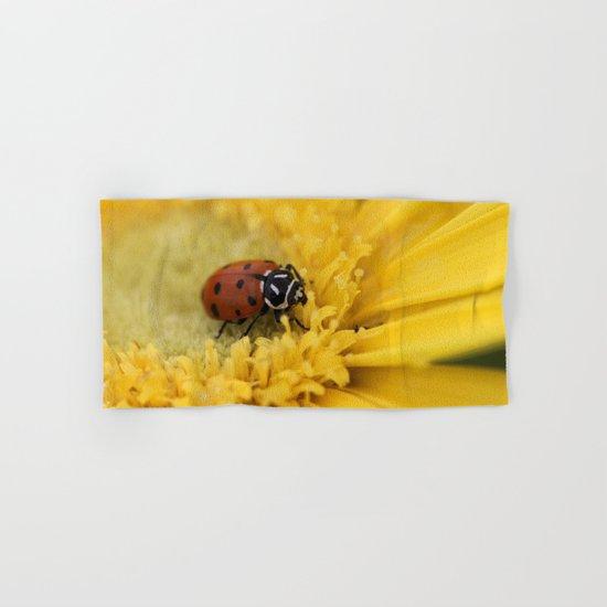 Ladybug, ladybug Hand & Bath Towel