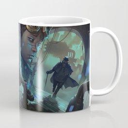 Ekko Comic League Of Legends Coffee Mug