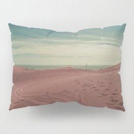 Pink dunes of Maspalomas Pillow Sham