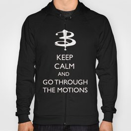 Go through the motions Hoody