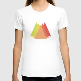 Simple Mountains T-shirt