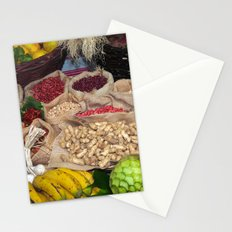 Healthy ingredients Stationery Cards
