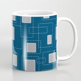 Got Me In Stitches - Blue Coffee Mug