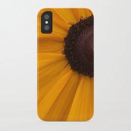 Brown Eyed Susan iPhone Case