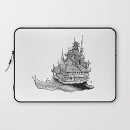 Snail Temple Laptop Sleeve