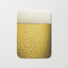 Beer Bubbles 1 Bath Mat