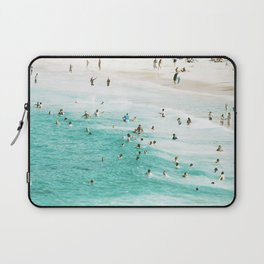 People In The Water Laptop Sleeve