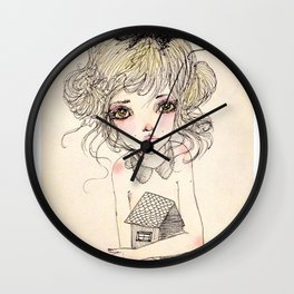 King Mus Wall Clock