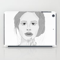 lana iPad Cases featuring Lana by Gusti