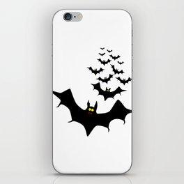 Vampire Bats iPhone Skin