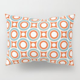Hoops (70's style) Pillow Sham