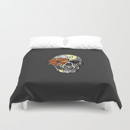 """""""When the Time Comes"""" by Schmiedlin Duvet Cover"""