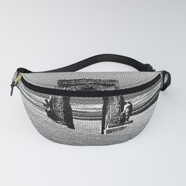 THE GATE Fanny Pack