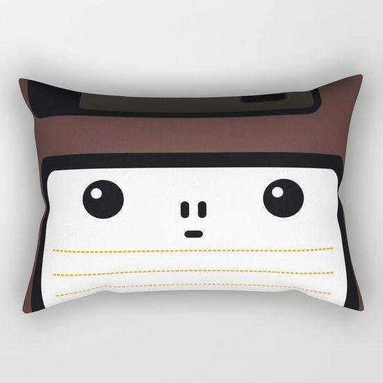 Diskette Rectangular Pillow