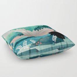 The Journey Floor Pillow