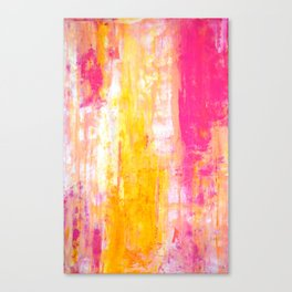 Growing Taller Canvas Print