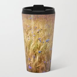 Summer gold Travel Mug