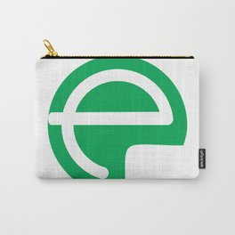 e logo Carry-All Pouch